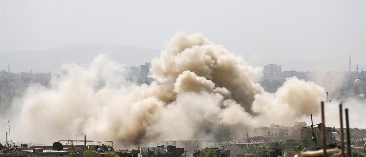 مقتل 9 من المعارضة في مناطق خفض التصعيد في سوريا