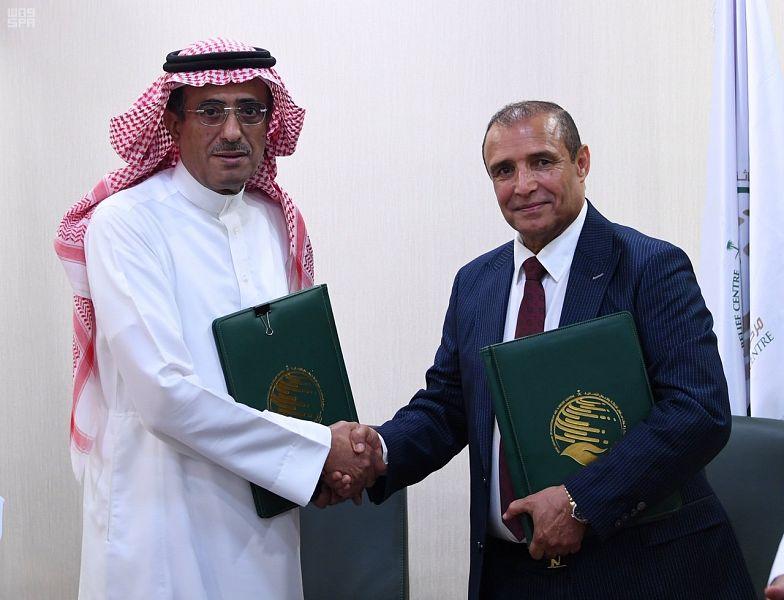 الملك سلمان للإغاثة يوقع عقدين لعلاج 200 مصاب في الداخل اليمني