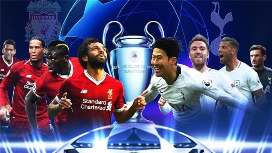 موعد مشاهدة مباراة ليفربول وتوتنهام بث مباشر في نهائي دوري أبطال أوروبا