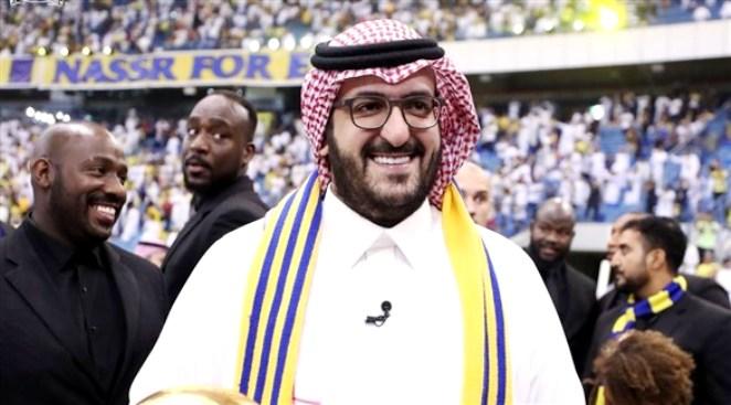 تصريح مثير لرئيس النصر بعد التتويج بلقب الدوري