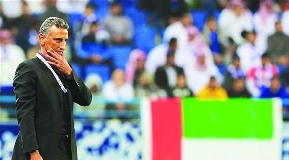 مدرب الهلال السعودي لا يخشى الضغوط الجماهيرية