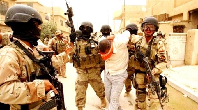 معلومات استخبارية دقيقة تسقط أمير كتيبة هاونات داعش في الموصل