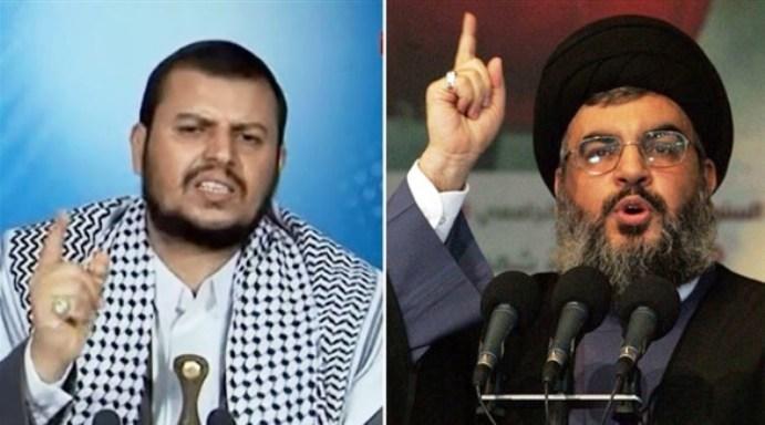 حملة حوثية في اليمن لجمع التبرعات لحزب الله اللبناني