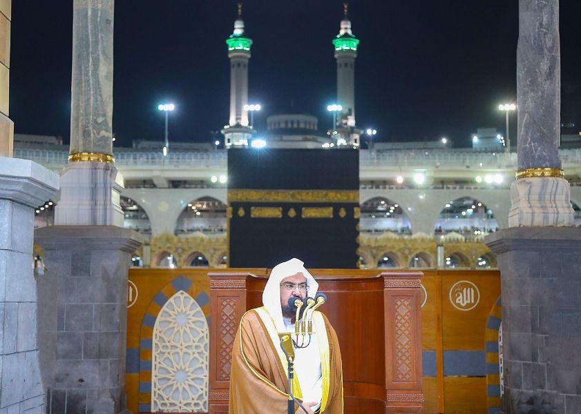 الشيخ السديس: ينبغي على المؤمن الحرص لاغتنام