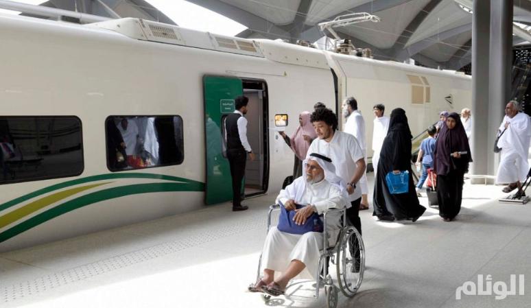 قطار الحرمين السريع.. مشروع رائد لخدمة قاصدي الحرمين الشريفين