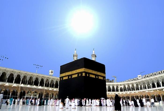 فلكية جدة: الشمس تتعامد على الكعبة المشرفة… 23 رمضان