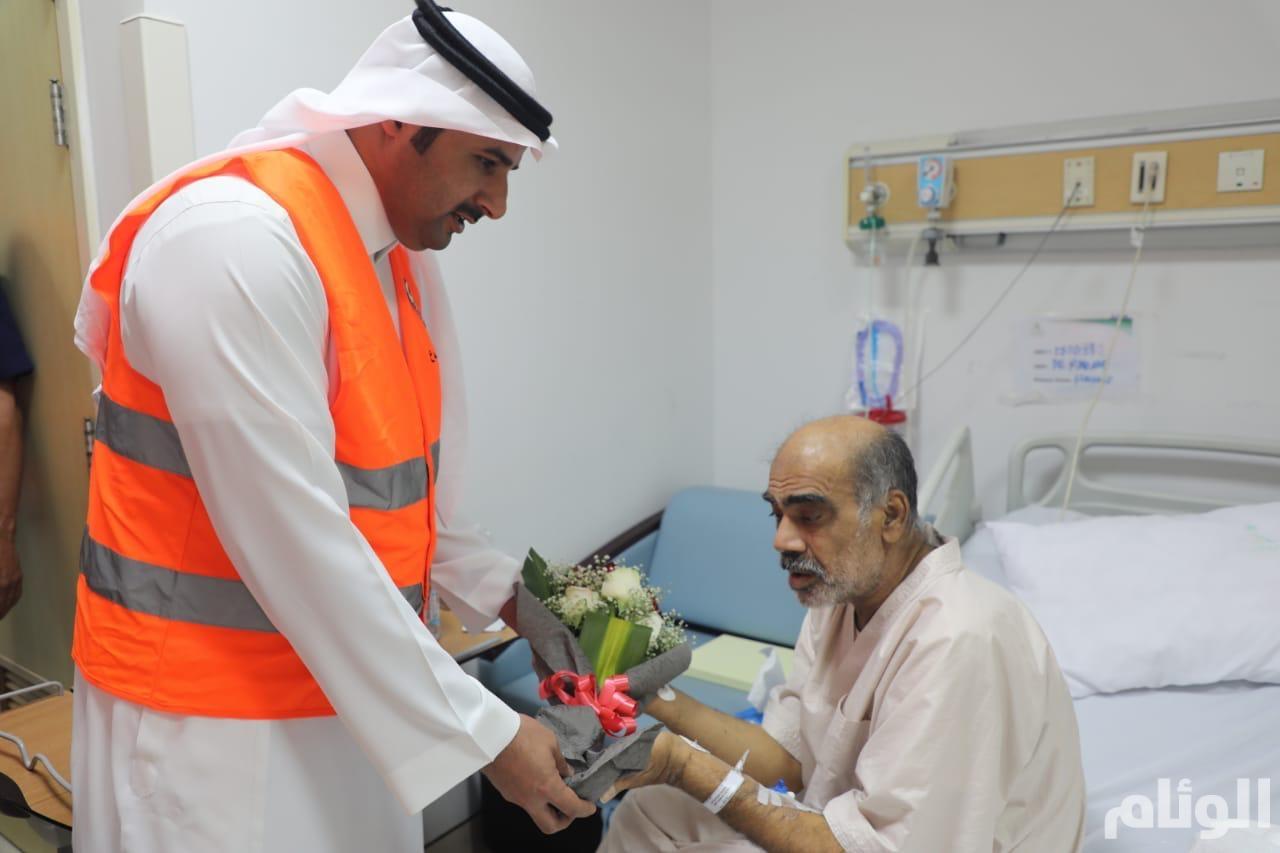 هيئة الهلال الأحمر السعودي بجدة تحتفي باليوم العالمي للهلال الأحمر (صور)