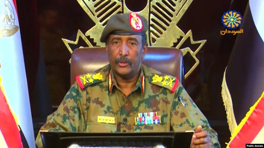 استقالة الفريق مصطفى محمد عضو المجلس الانتقالي السوداني