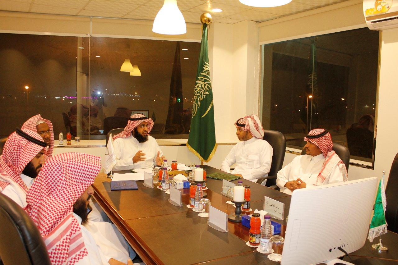 لجنة التنمية الأهلية بالسيل تعقد اجتماعها الثاني