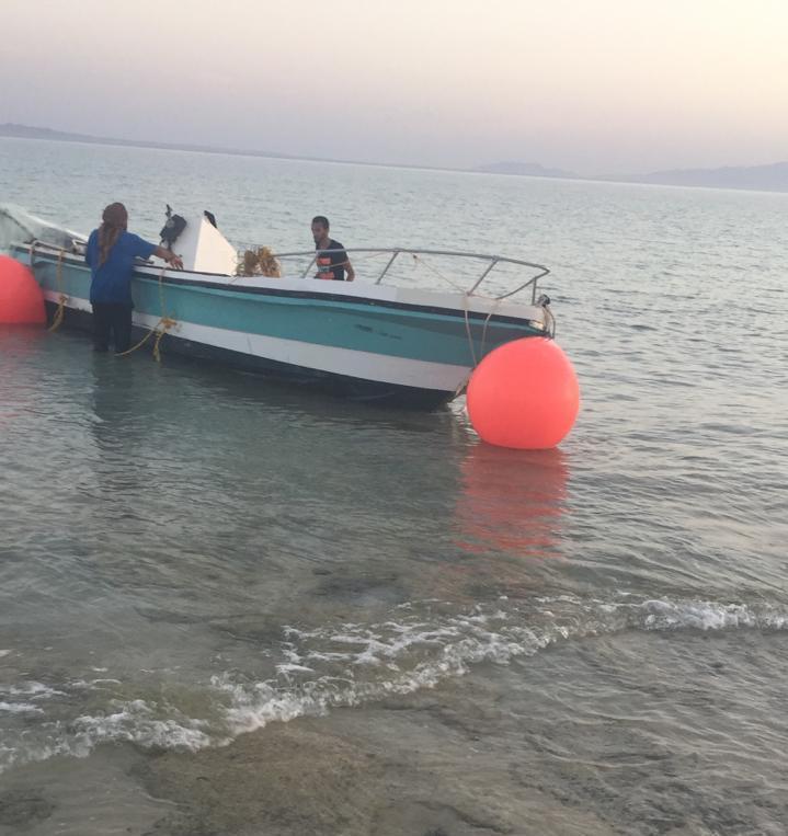 حرس الحدود بمنطقة تبوك ينقذ 3 أشخاص من الغرق