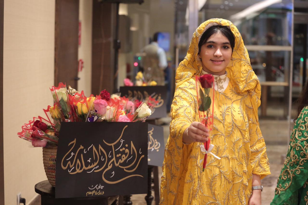 """""""الوئام"""" ترصد حراكا ثقافيا وإعلاميا غير مسبوق لتغطية قمم مكة (صور)"""