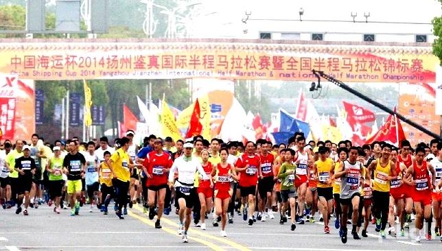 دراجات ومسارات مختصرة… الغش ينتشر بين عدائي الماراثون الصينيين