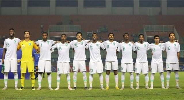 مشاهدة مباراة السعودية وفرنسا بث مباشر
