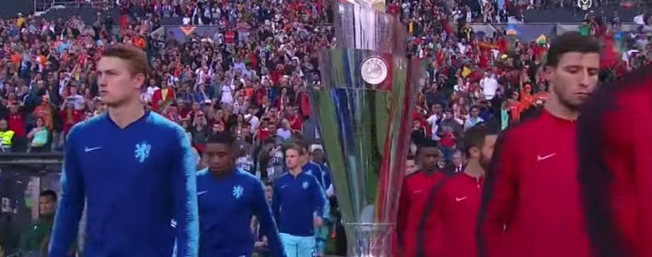 البرتغال يتوج بطلاً لدوري أمم أوروبا على حساب هولندا