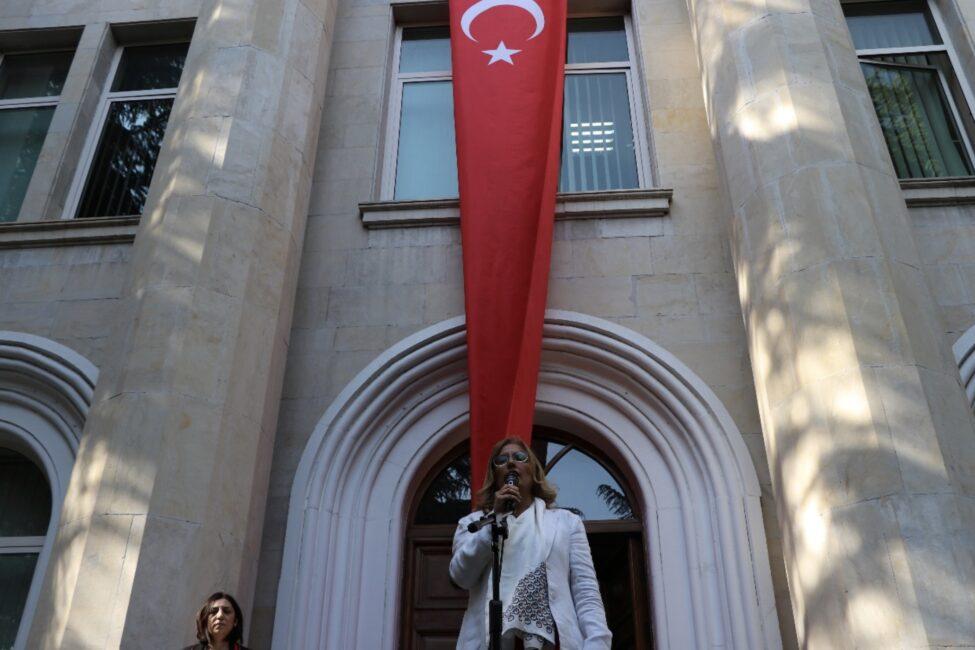 وثيقة رسمية تكشف: سفارة تركيا في جورجيا تتجسس على معارضي أردوغان