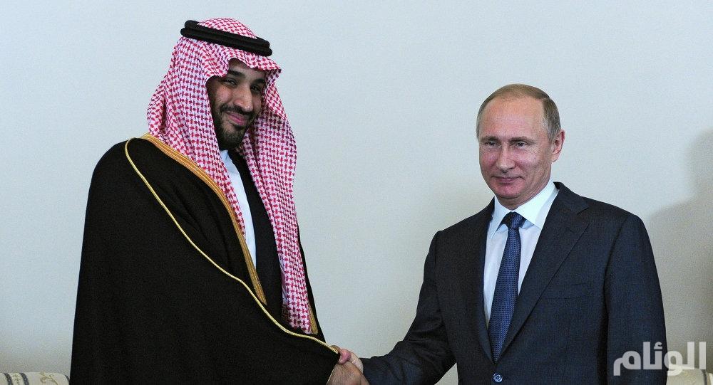 """بوتين: اتفقنا مع السعودية على تمديد اتفاق """"أوبك بلاس"""" لخفض إنتاج النفط"""