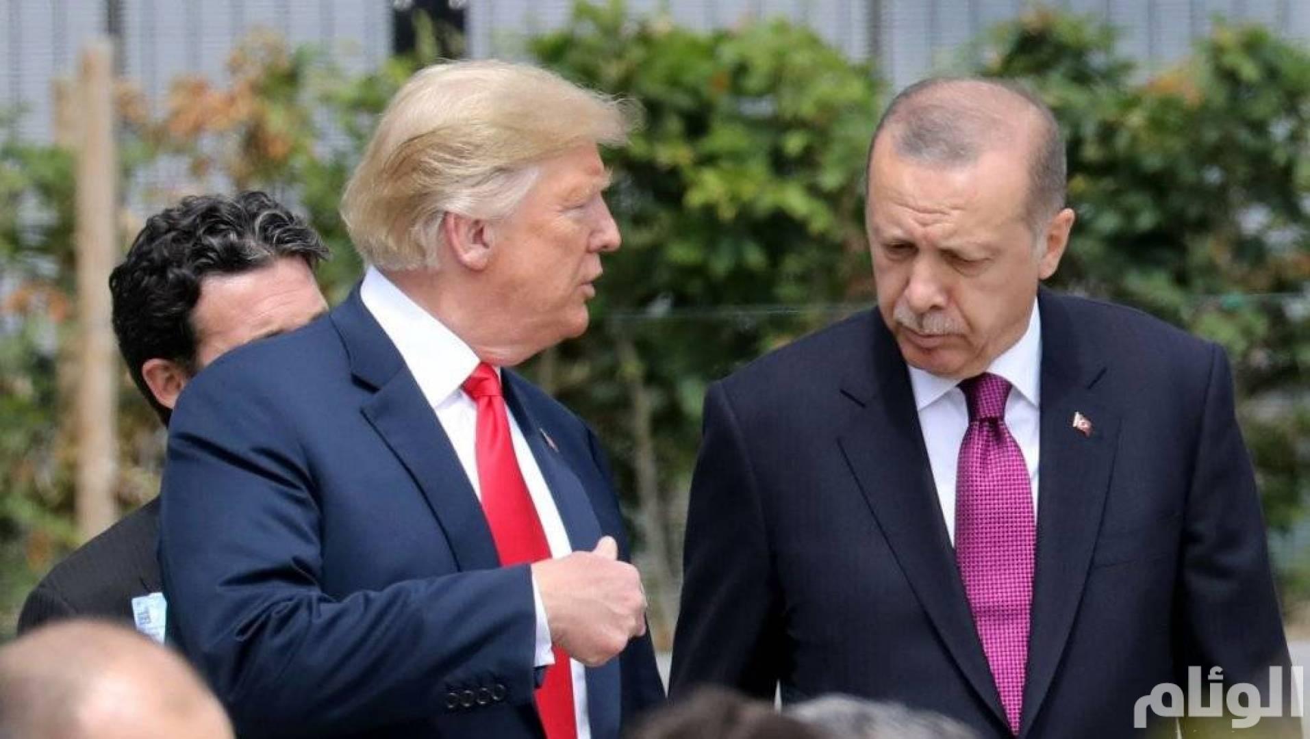 أردوغان ذهب لاستعطاف ترامب فعاقبته أوروبا