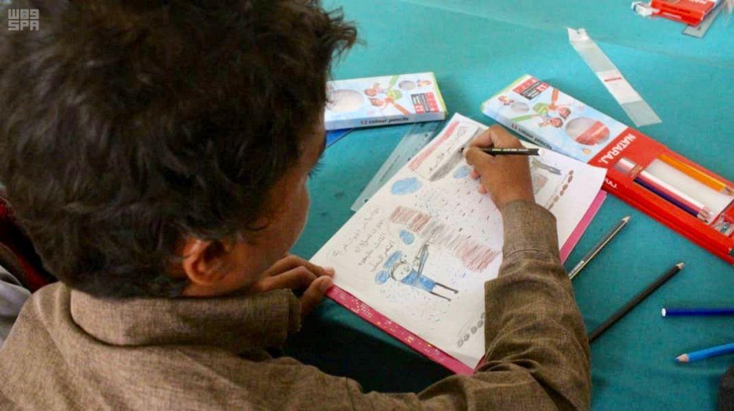 مركز الملك سلمان يدشن دورة جديدة لإعادة تأهيل أطفال اليمن المجندين من مليشيا الحوثي
