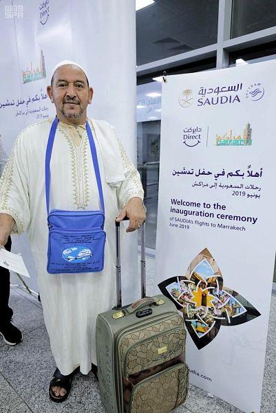 الخطوط السعودية تسيّر رحلاتها المنتظمة 000-5894025315598321