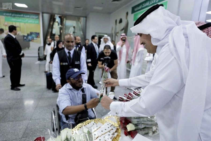 الخطوط السعودية تسيّر رحلاتها المنتظمة 000-6578276615598321