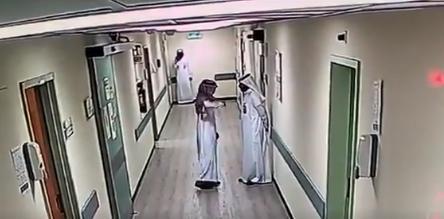 """وزير الصحة يشكر مدير مستشفى الأطفال في بريدة: """"تصرفه يدل على شعوره بالمسؤولية"""" (فيديو)"""