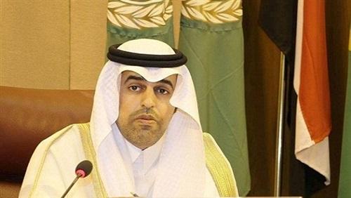 """البرلمان العربي: استهداف ميليشيا الحوثي الانقلابية لمطار أبها الدولي """"جريمة حرب"""""""