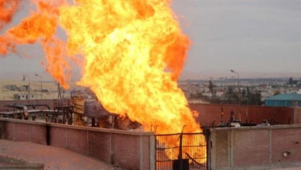 انفجار في حقل غاز مشترك بين إيران وقطر في الخليج