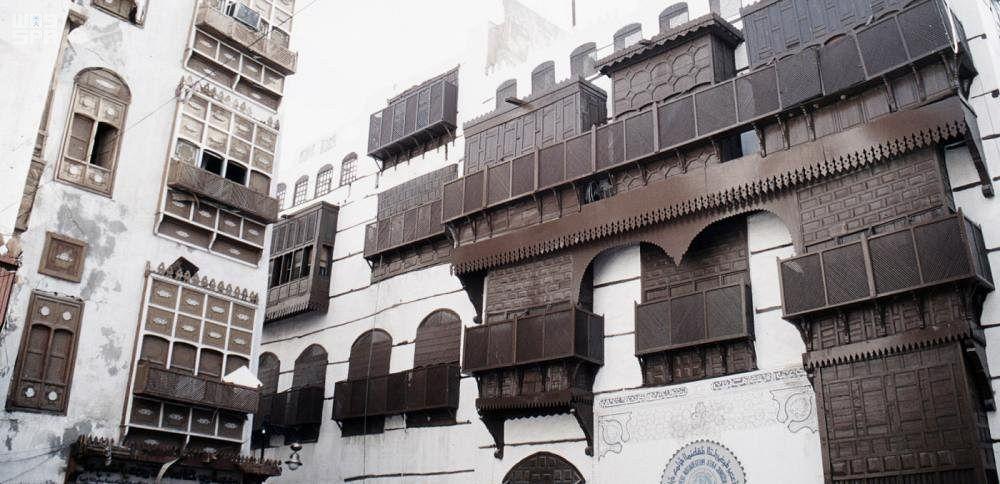 بالصور.. دارة الملك عبدالعزيز توثق شواهد جدة التاريخية