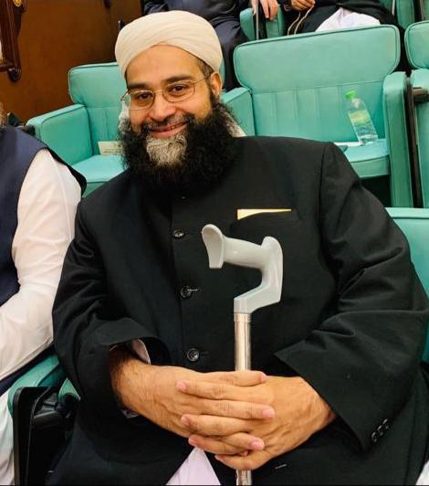 رئيس مجلس علماء باكستان يشيد بتصريحات ولي العهد ويصفها بالرؤية الثاقبة