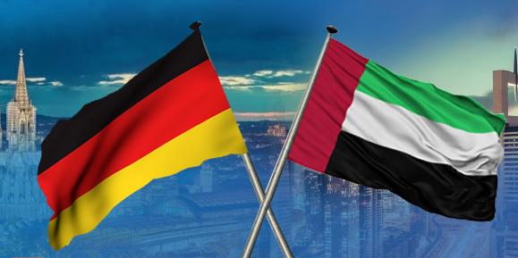 بيان إماراتي ألماني مشترك: الحل في اليمن يستند إلى المبادرة الخليجية والقرارات الأممية