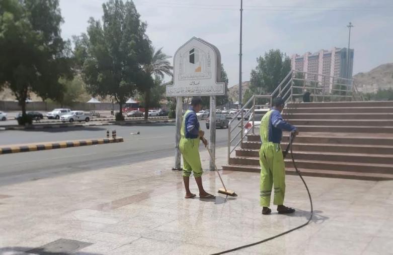 240 مسجداً ومصلى بمكة المكرمة جاهزة لاستقبال المصلين خلال العيد
