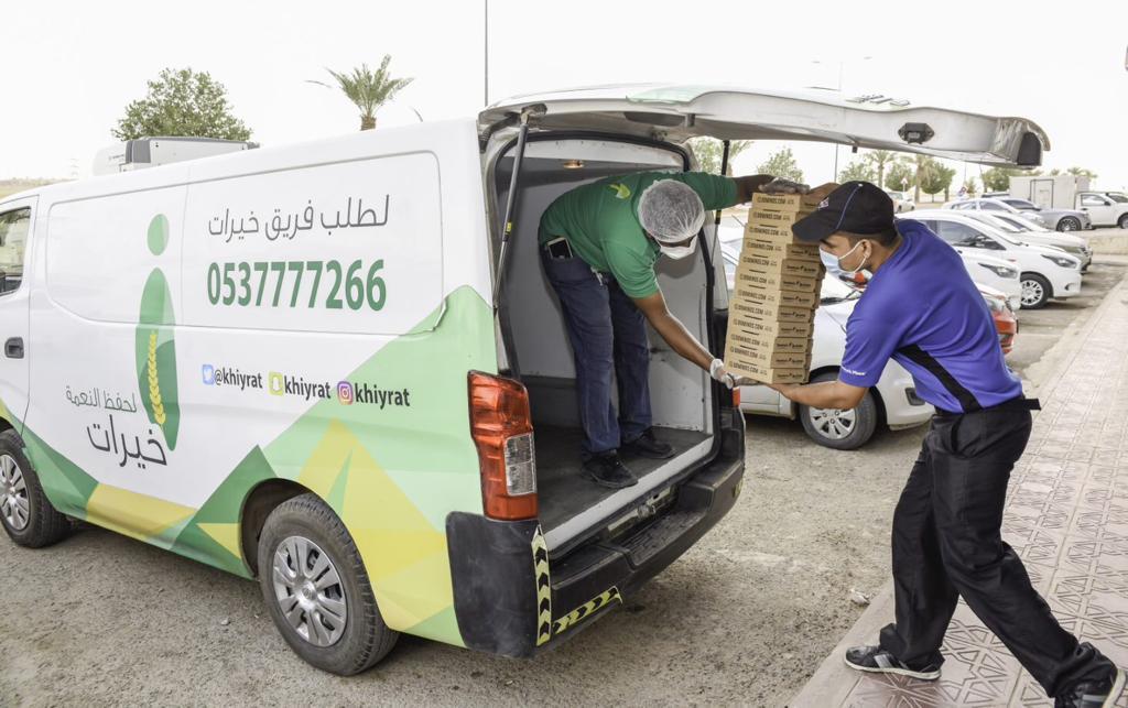"""""""بيتزا الخير"""" مبادرة دومينوز بيتزا حصيلتها أكثر من 117 ألف وجبة"""
