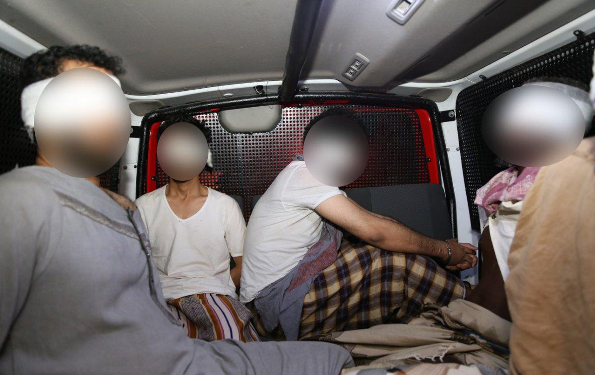 التحالف: القوات الخاصة السعودية تلقي القبض على أمير تنظيم داعش في اليمن