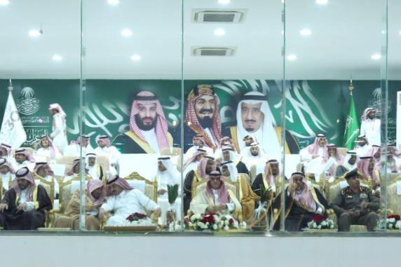 بالصور.. محافظ حوطة بني تميم يرعى الاحتفال الرسمي بعيد الفطر