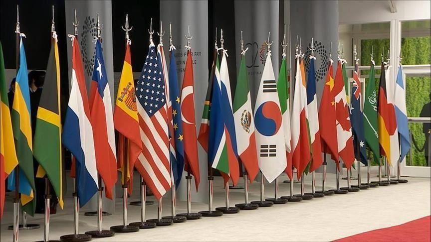 قمة العشرين في اليابان تعقد وسط توتر بين واشنطن وبكين وطهران