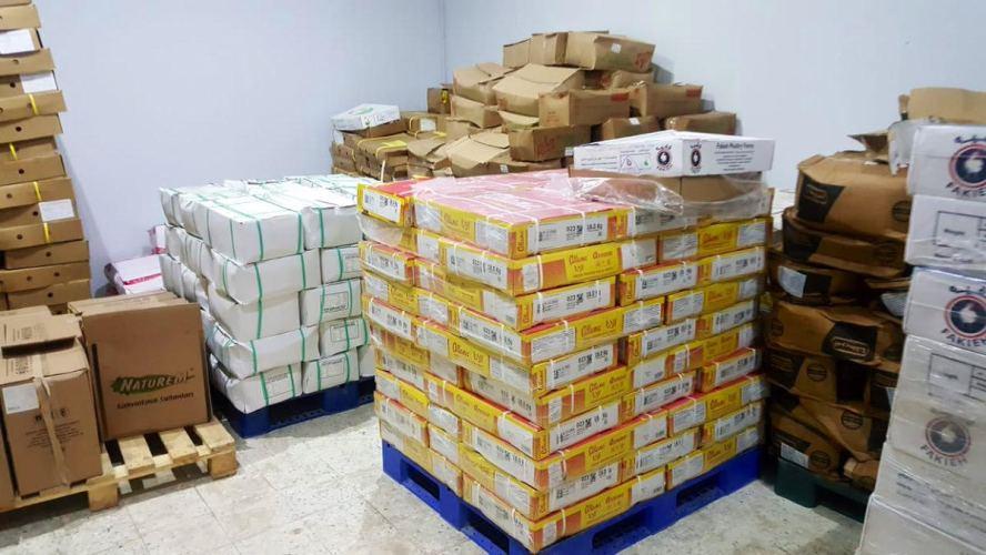 مكة: ضبط مستودع أغذية مخالف وتكثيف الحملات على المغاسل