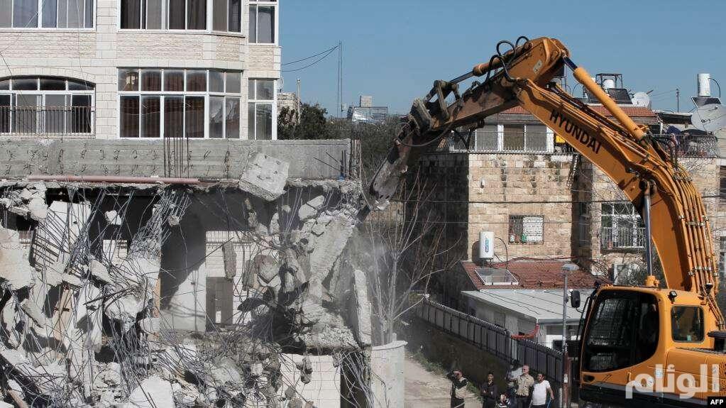 فلسطين تطالب بمنع إسرائيل من هدم 10 بنايات في القدس
