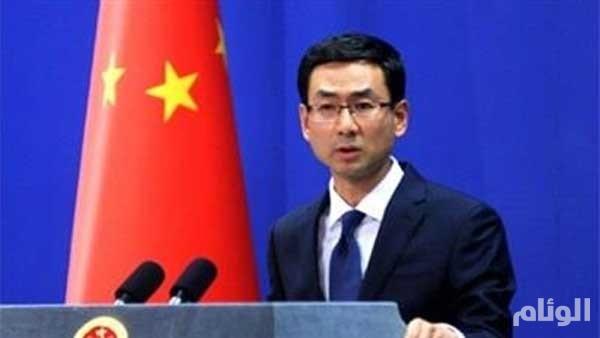 المتحدث باسم وزارة الخارجية الصينية جينج شوانج