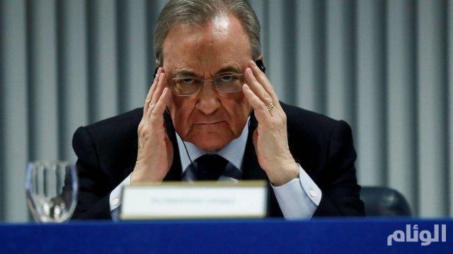 قرارات مصيرية على طاولة رئيس ريال مدريد