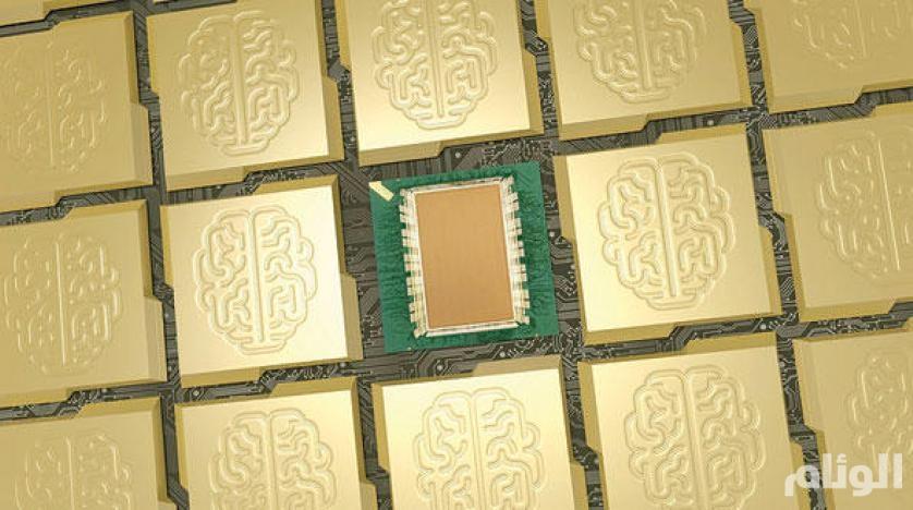 رقاقة إلكترونية تقلد المخ البشري في تخزين البيانات