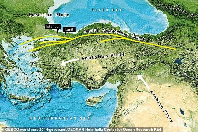 علماء وباحثون أجانب: تركيا معرضة لزلزال كارثي شبيه بعام 1766 وخلف قتلى بالآلاف
