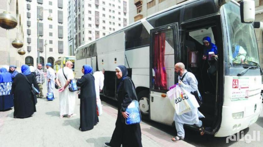 بتقنيات حديثة متطورة.. إرشاد أكثر من 65 ألف حافلة في مكة والمدينة المنورة