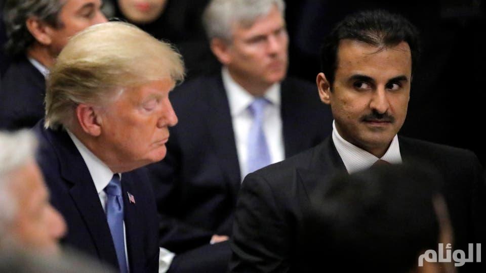 """بعد زيارة تميم.. تحقيقات موسعة بشأن تبرعات قطرية """"مشبوهة"""" لجامعات أمريكية"""