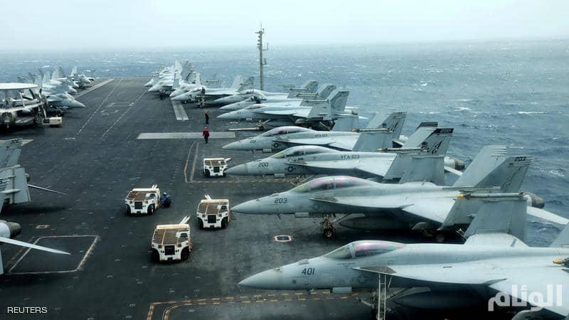 بزنس إنسايدر: قوة عسكرية جبارة تنتظر إيران إذا تمادت في انتهاك الملاحة الدولية