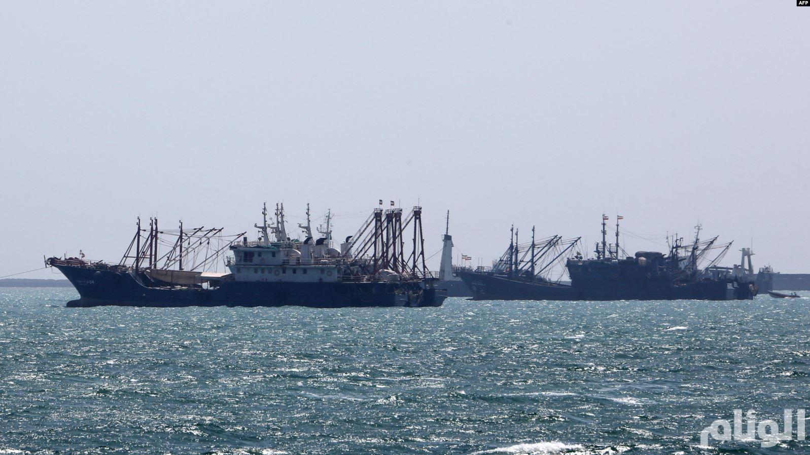 بعد 4 أيام.. إيران تقر بوجود ناقلة النفط MT RIAH لديها
