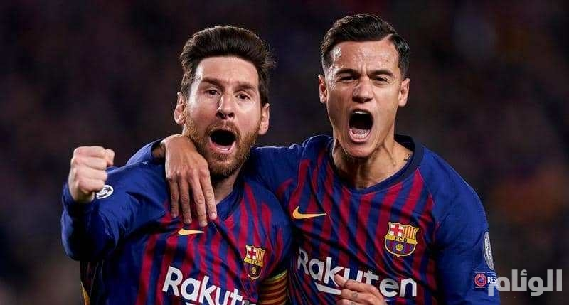 «إنستغرام» يكشف خطة كوتينيو مع برشلونة