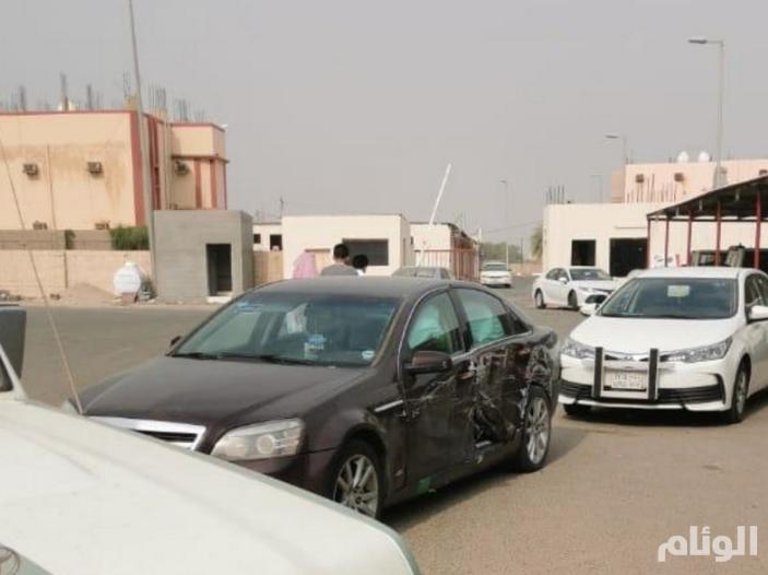 """#المرور_السعودي : القبض على المتسبب في حادث طريق """"صبيا- جازان"""" المروّع"""