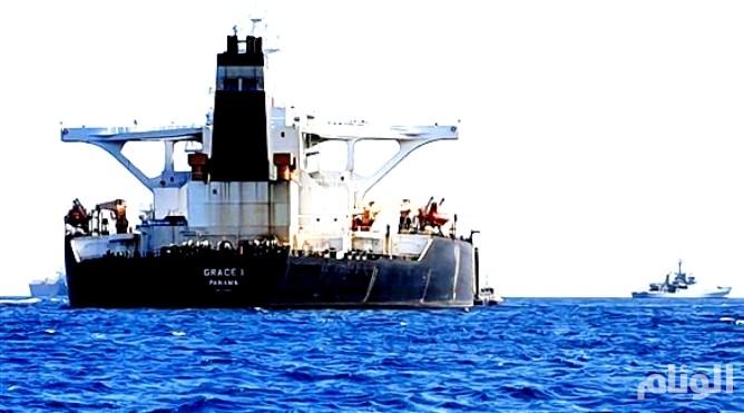 إيران: بريطانيا قد تفرج عن ناقلة النفط جريس 1 قريباً
