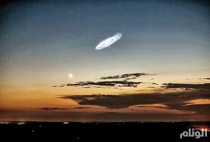فلكية جدة: ظهور «أندروميدا» أكبر من القمر في أغسطس 2019.. إشاعة