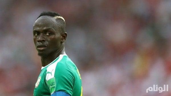 ماني يرفض تسديد ركلات الجزاء مع السنغال